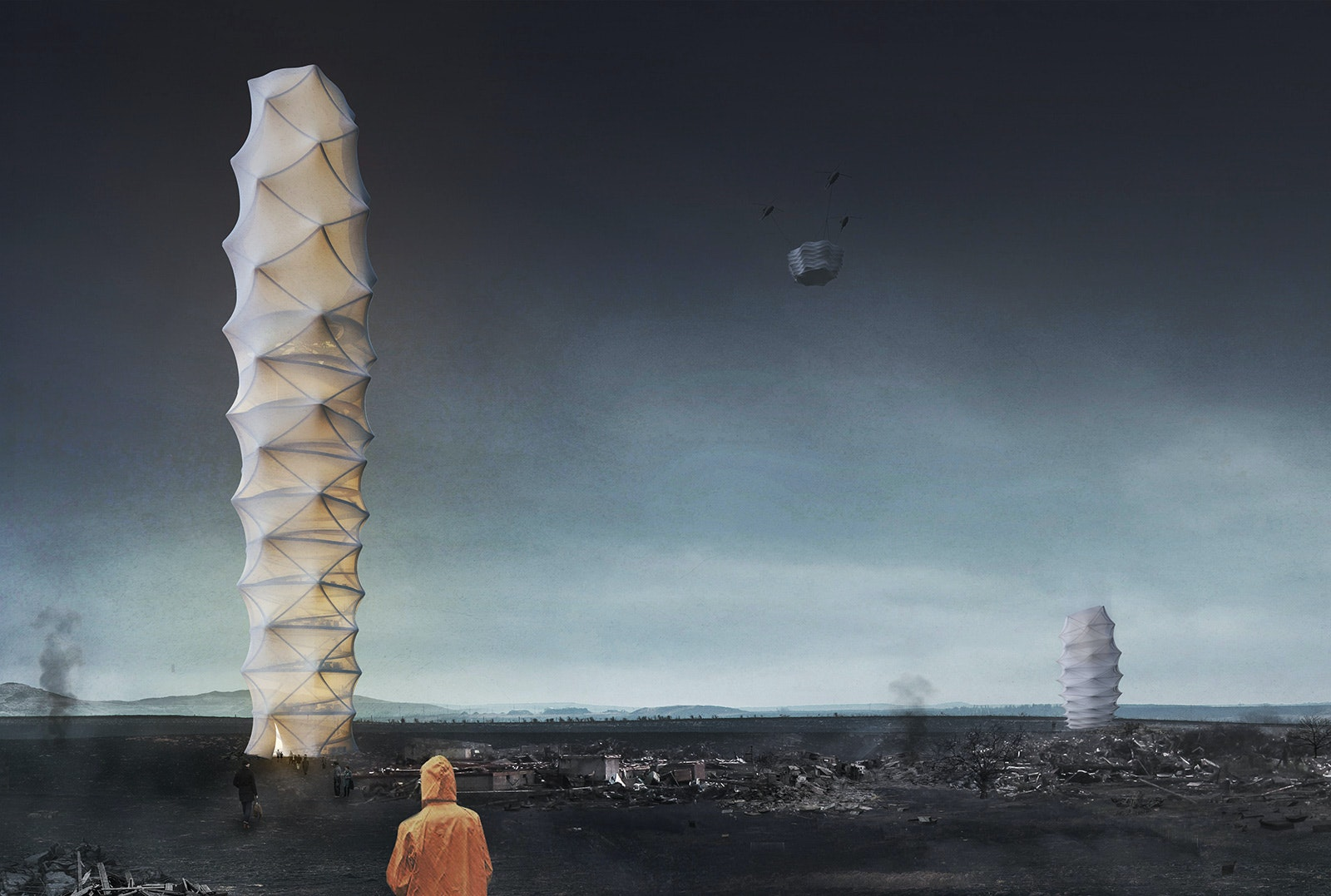 eVolo Magazine Announces 2019 Skyscraper Competition