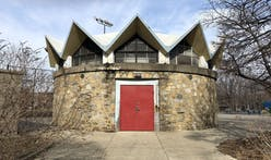 The Columbus Square pavilion by Elizabeth Hirsh Fleisher,​ Philadelphia's first licensed female architect, is slated for demolition