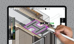 Morpholio's new in-app feature for Trace, the Smart Hatch, bridges traditional hand drawing with smart technology