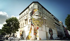 Street art museum opens in Berlin and presents itself as canvas