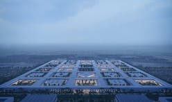 OMA and Buro Happold reveal designs for the Al Daayan Health District in Doha