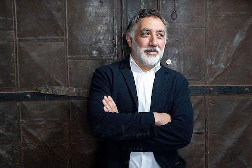 Hashim Sarkis. Image courtesy of La Biennale di Venezia.