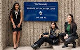 Three Native American women are changing the narrative at Yale's School of Architecture