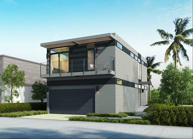 Living Homes Prefab, Rendering
