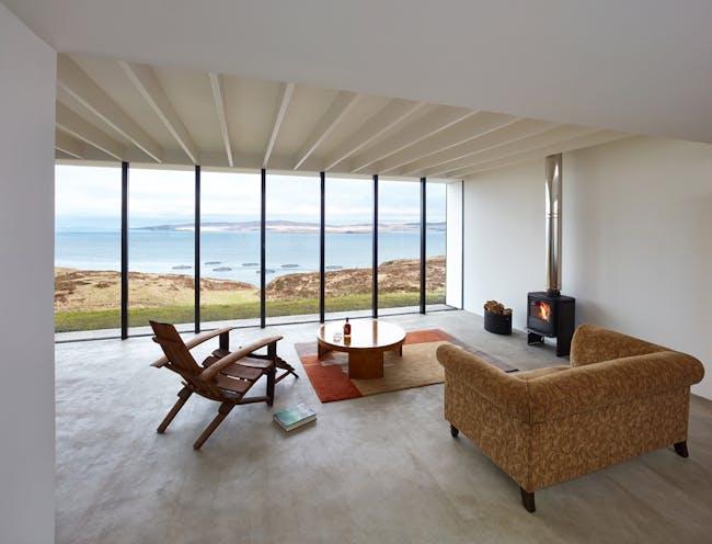 Cliff House, Isle of Skye, Dualchas Architects. Photo: Dualchas Architects