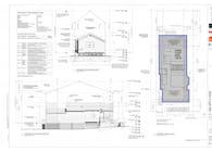 Selected Construction Document sheets (Revit)