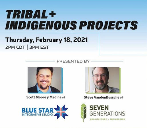 Tribal & Indigenous A+E Projects