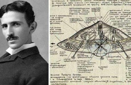 The life of Nikola Tesla