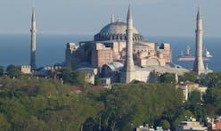 Hagia Sophia: mosque conversion confirmed by presidential decree