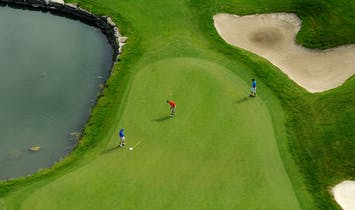 The zombie golf courses are coming