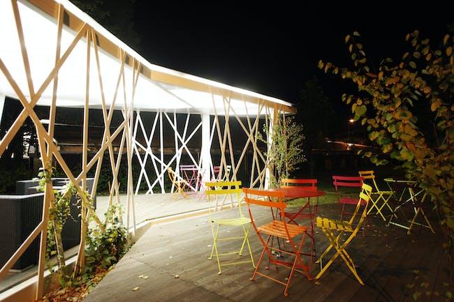 Soho Factory. Designed by Praga Project. Photo: RAFAŁ KŁOS, PROJEKT PRAGA.
