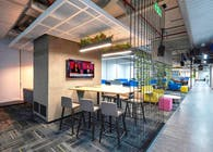 Evergent, Hyderabad – An Open Workspace Design by Zyeta