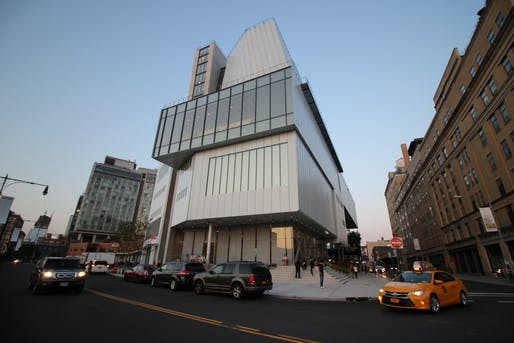 Warren Kanders, vice-chairman of the Whitney Museum, has resigned amid protests concerning Kanders's ties to weapons manufacturing. Image courtesy of Flickr user Shinya Suzuki.