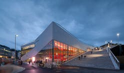 3XN Completes 'Plassen' Cultural Center in Molde, Norway