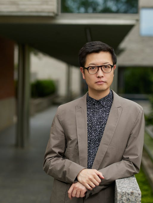 Curator, writer, and educator, Carson Chan, has been appointed as the first director of the MoMA's Emilio Ambasz Institute for the Joint Study of the Built and the Natural Environment. Photo: Jon Roemer/MoMA