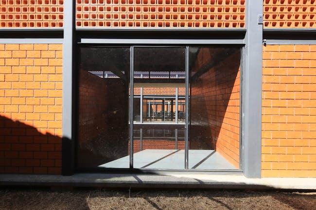 Gabriela Carrillo, Taller de Arquitectura Mauricio Rocha + Gabriela Carrillo, Criminal Courts for Oral Trials, Pátzcuaro, Mexico. Photography by Onnis Luque