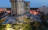 12-floor residential building collapses in Miami, leaving one dead and 51 missing