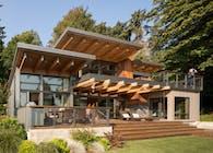 Coates Design Seattle Architects - Island Retreat