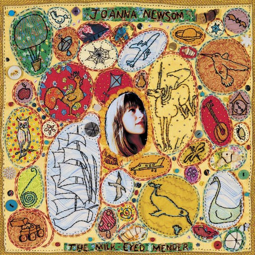 Joanna Newsom - The Milk-Eyed Mender (2004)