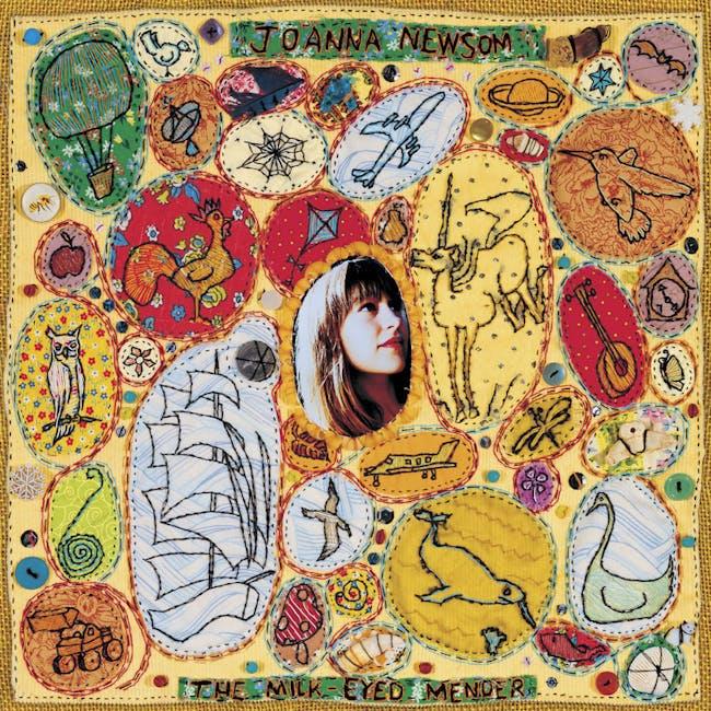 Joanna Newsom - The Milk-Eyed Mender (2004)
