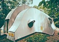 the jantzen solar house from 1977