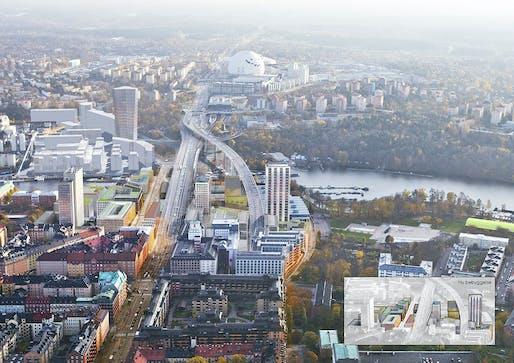 Aging and Health category winner: Södra Skanstull by White Arkitekter winner