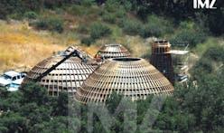 Kanye West's domes lack permits, face potential demolition