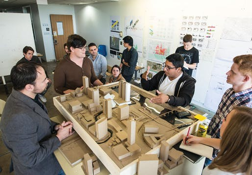 Image © University of Texas at Arlington College of Architecture, Planning, and Public Affairs.