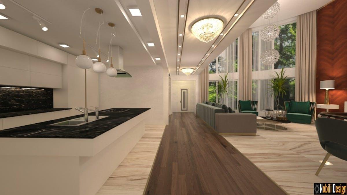 Living room with designer furniture | Nobili Design.com | Archinect