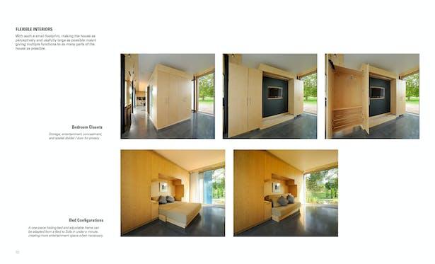 Flexible Interiors, photos by Jim Stroup / Virginia Tech