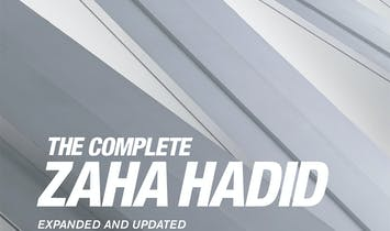 """Win a copy of """"The Complete Zaha Hadid"""" expanded and updated edition!"""