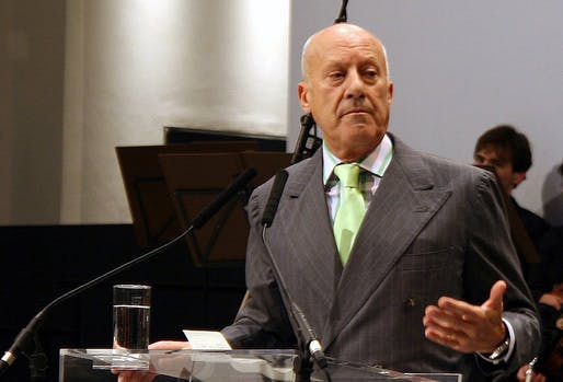 Norman Foster. Photo: bigbug21/Wikipedia Creative Commons.