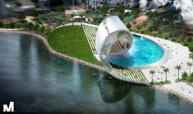 Miami Barrel (competition entry) by MRad.