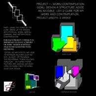 School Project - 12x12 cube