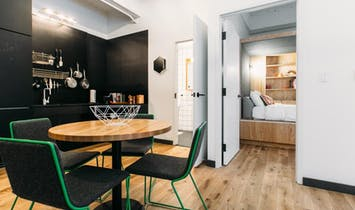 """Chief creative officer Miguel McKelvey on WeLive's """"relatively neutral"""" interior design"""