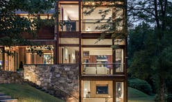 10 distinct examples of glass in architecture