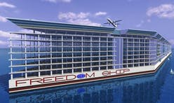 World's first floating city back on course