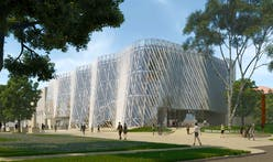Yazdani Studio designs sustainability research center built with mass timber for Caltech