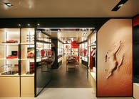 Ferrari Store Milano (2015) – Project Iosa Ghini Associati
