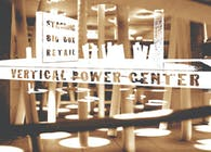 Vertical Power Center