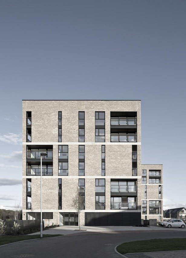 Commonwealth Games Housing, Glasgow