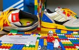 Adidas Originals and LEGO team up with new launch