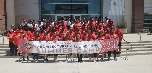 Courtesy SoCal NOMA Architectural & Engineering Summer Camp