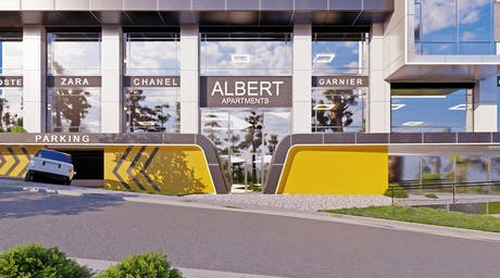 Albert Apartments