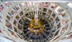 World's biggest nuclear fusion project completes civil engineering work on Tokamak Building