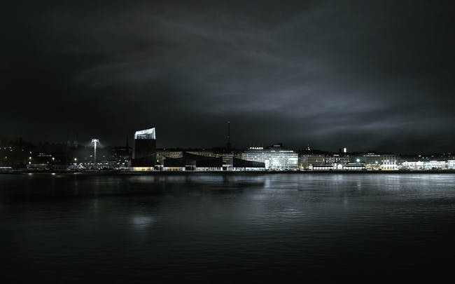 The winning design for the Guggenheim Helsinki. Image: Moreau Kusunoki Architectes