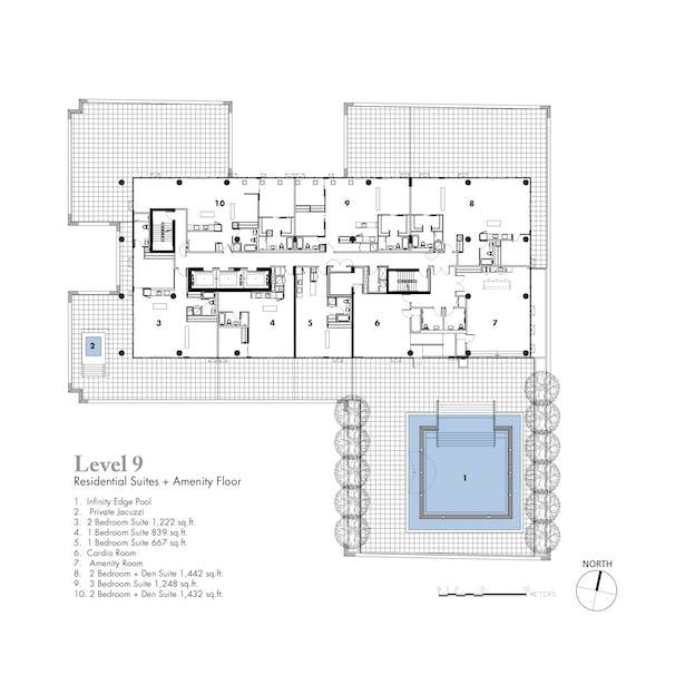 Fashion House Floor Plan