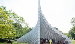 Touring BIG's 2016 Serpentine Pavilion and the new Summer Houses