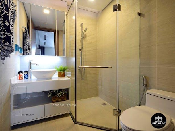 Thiết kế nội thất chung cư 70m2. Ảnh 6