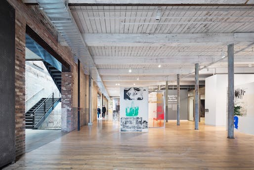 MASS MoCA Building, North Adams, Massachusetts | Bruner/Cott Architects. Photo © Michael Moran Photography.